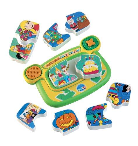 LEXIBOOK Magnetic Baby Puzzle puzzle