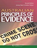 Australian Principles of Evidence, Andrew Palmer and Jeremy Gans, 1876905123