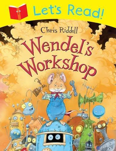 Let's Read! Wendel's Workshop by Pan Macmillan