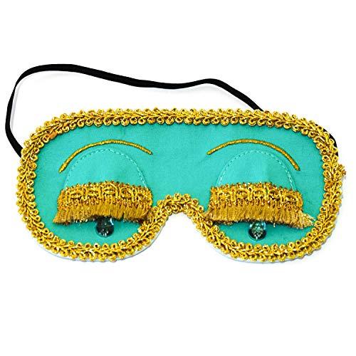 - Mint Holly Golightly Sleeping Mask, Handmade Sleep Mask with Eyelashes, Breakfast at Tiffany's Eye Mask, Audrey Hepburn Felt Night Mask, Breakfast at Tiffany's PJ Party, Slumber Party Supplies
