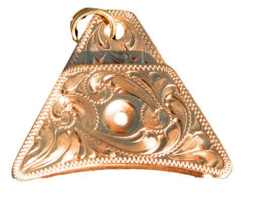 Engraved Brass Sounder 'A'