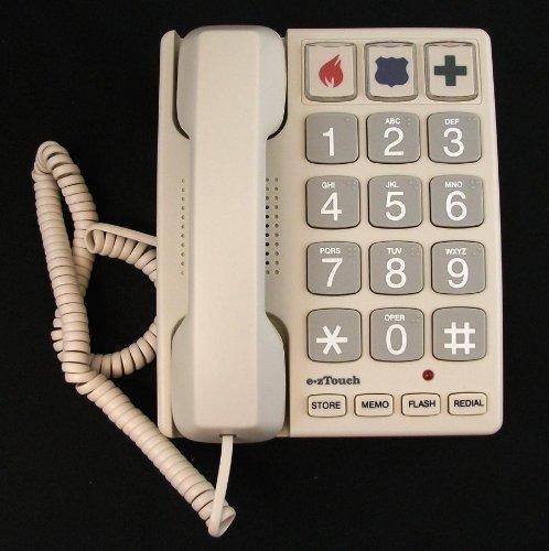 Itt Ring (Cortelco 240085-VOE-21F Big Button SAND ITT-2400)