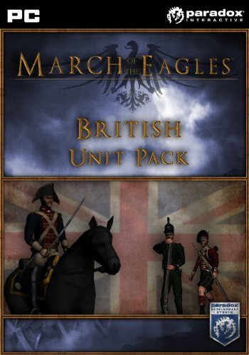 March of the Eagles: British Unit Pack [Online Game Code]
