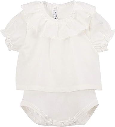 CALAMARO - Body Camisa PLUMETILLA bebé-niños: Amazon.es: Ropa y accesorios