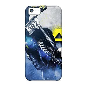Hot Snap-on Mx Vs Atv Hard Cover Case/ Protective Case For Iphone 5c