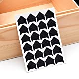 5 Sheets Photo Corners Self Adhesive Photo Mounting Sticker Paper Corner Stickers Scrapbook Albums Accessories for DIY Scrapbooking Picture Album Dairy Notebook Corner(Black)