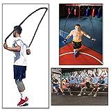 Ueasy Heavy Jump Rope Skipping Ropes Power Training
