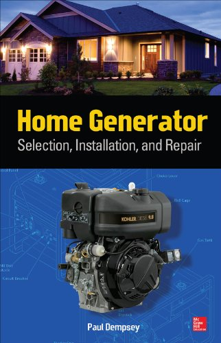 Home generator selection installation and repair paul dempsey home generator selection installation and repair by dempsey paul fandeluxe Choice Image