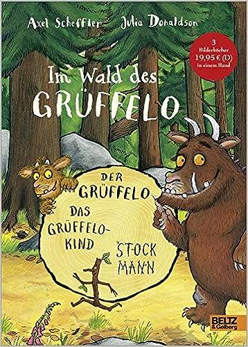 Im Wald Des Grüffelo Der Grüffelo Das Grüffelokind Stockmann