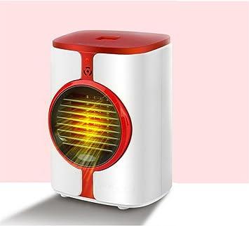 KDLD Calentador ®Mini calentadores creativos de oficina en casa de escritorio de protección del medio