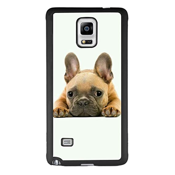 Amazon com: Samsung Galaxy Note 4 case French Bulldog Puppy