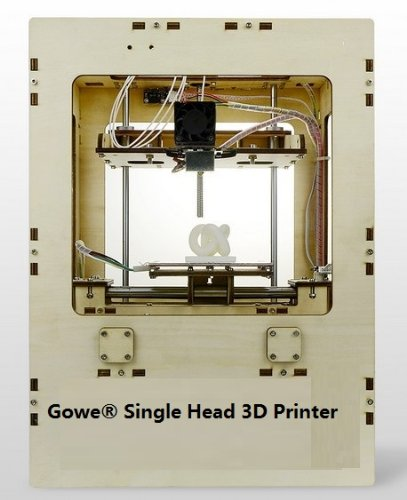 Gowe® Single Head - 120x120x120mm / 1.728cm3