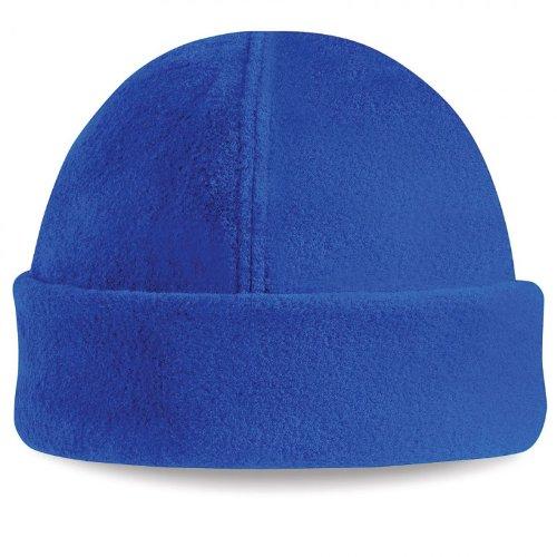 Beechfield Suprafleece Ski Hat Fleece Kappe 2 Stück Bright Royal