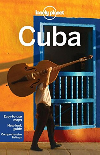 Lonely Planet Cuba (Travel Guide) cover