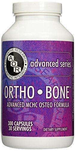 (Advanced Orthomolecular Research AOR Ortho Bone Capsules, 300 Count by Advanced Orthomolecular Research AOR)