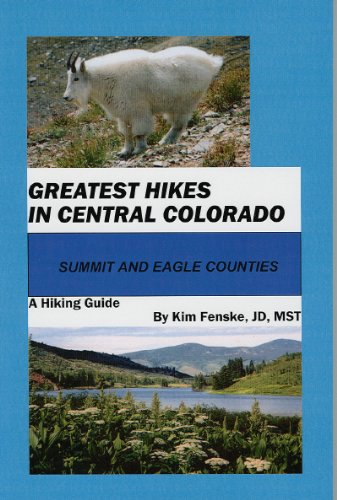Greatest Hikes Central Colorado Counties ebook product image