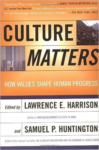 amazon culture matters how values shape human progress lawrence