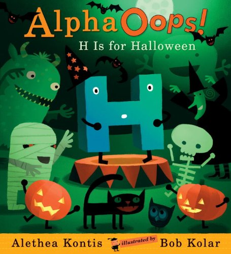 AlphaOops: H Is for Halloween: Midi Edition ()