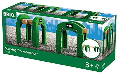 Train Elevated (BRIO Stacking Track Supports)