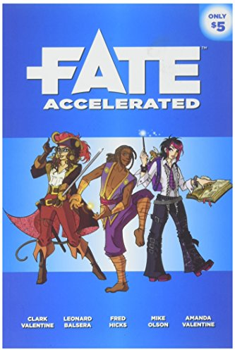 (Evil Hat Productions EHP0002 Fate Accelerated Edition)