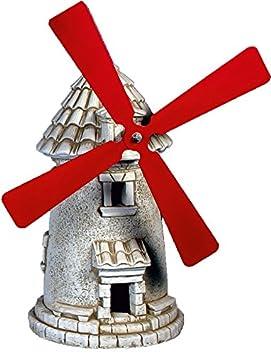 moulin de pierre pour jardin ou extrieur 44 cm