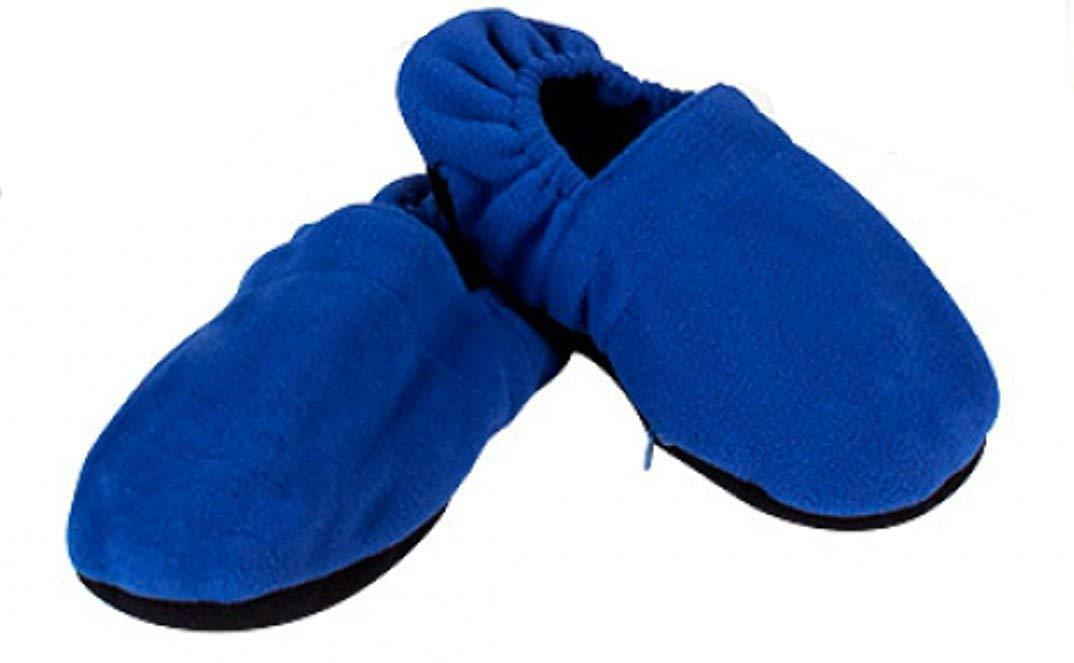 InnovaGoods Zapatillas de Casa Calentables en Microondas