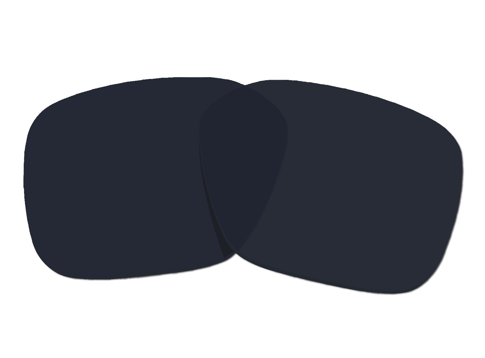 COLOR STAY LENSES 2.0mm Thickness Polarized Replacement Lenses for Oakley Proxy OO9312 Black by COLOR STAY LENSES