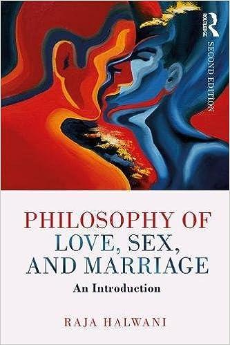 Modern day philosophers love sex