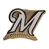 aminco Milwaukee Brewers M Logo Pin
