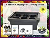 Hydroponic Growing System DWC Bubbler Kit #04St-6 by H2OtoGro