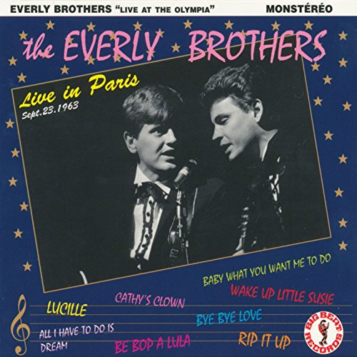 The Everly Brothers Live in Pa...