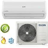 Ar Condicionado Split Hi Wall Elgin Eco Inverter 12000 BTUs Quente e Frio 220V 45HVQI12B2IA