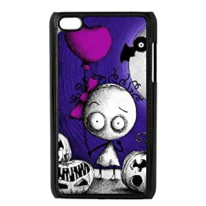 iPod 4 Case Black murasaki baby Popular games image WOK7564166