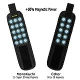 Monokuchi Magnetic Wristband,Adjustable Strong
