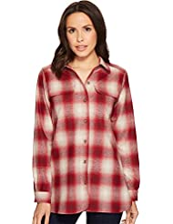 Pendleton Womens Umatilla Wool Board Shirt