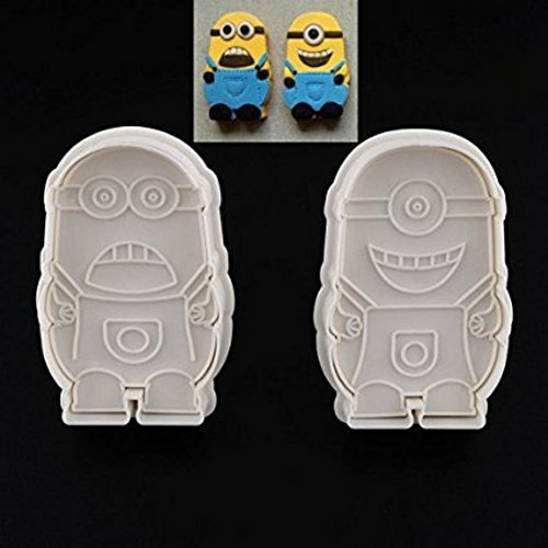 Minion Cake Pan Mold Despicable Me Minions Cookie Cutters Molds