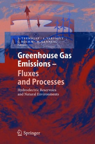 Greenhouse Gas Emissions - Fluxes and Processes: Hydroelectric Reservoirs and Natural Environments (Environmental Scienc