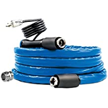 "Camco 12ft TastePURE  Heated Drinking Water Hose - Lead and BPA Free, Reinforced for Maximum Kink Resistance,  1/2"" Inner Diameter (22900)"