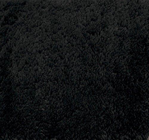 Tapete Vip Liso JolitexPreto 100x140cm