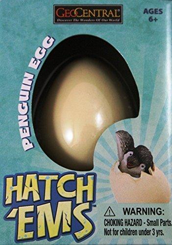 GeoCentral Hatch ems Penguin Egg.