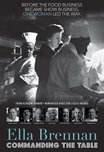 Ella Brennan: Commanding the Table (DVD)