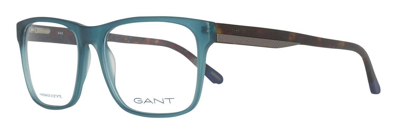 8d9d69b04117 Gant GA 3122 091 54mm Matte Blue Eyeglasses at Amazon Men s Clothing store