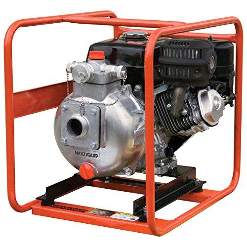 Multiquip Qpt205slt 7 9 Hp 126 Gpm 2 Inch Suction High Pressure Pump