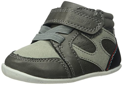 Pictures of Carter's Every Step Boys' Stage 2 Grey/Black 1
