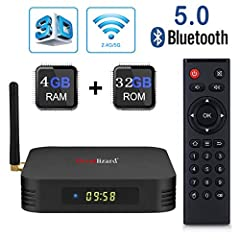 Android 9.0 TV Box, TX6