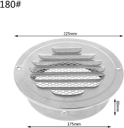 Grille da/ération aluminium 250 x 250 mm Anjos