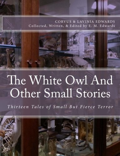 The White Owl And Other Small Stories: Thirteen Tales of Small But Fierce Terror pdf