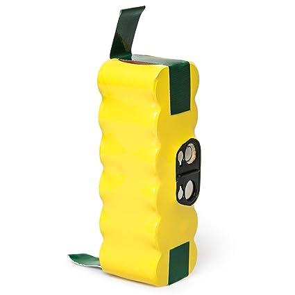 LiBatter 14.4V 4500mAh Ni-MH Aspiradoras de Repuesto Baterías para iRobot Roomba R3 500 600 700 800 Serie 80501 4419696