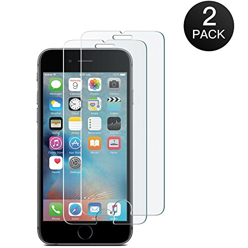 iPhone 7 Screen Protector 2 Pack, iphone 7 tempered glass screen protectors Kit 3d Ballistic Privacy Design Ultra Thin Premium HD Clear Anti-Scratch Anti-Fingerprint Film for Apple iPhone 7 (4.7 - Targets Near Me Stores