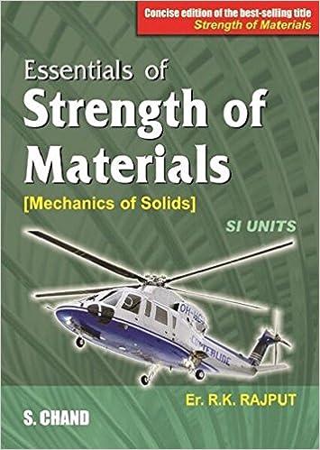Essentials of the Mechanics of Materials